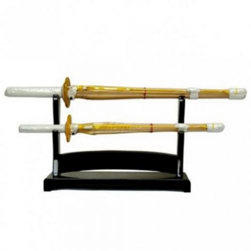 Mini Shinai Stand Set 2