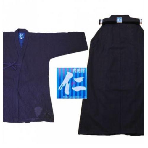 Kendo Uniform Set - Japanese Nakajima JIN