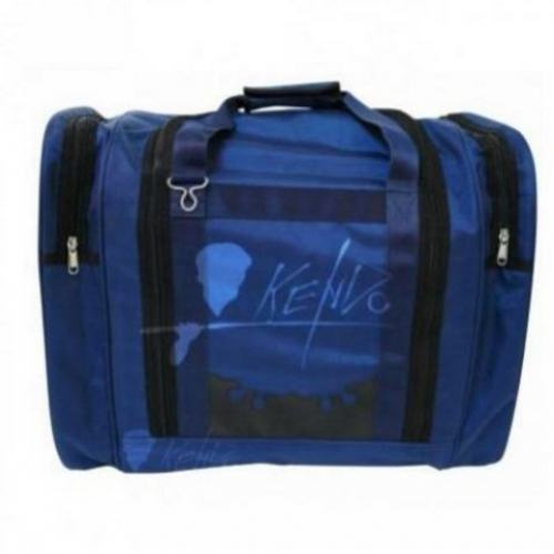 Oxford Bag (Black / Blue)