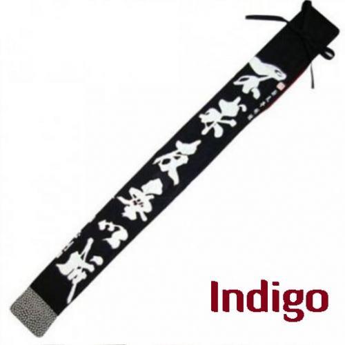 Shinai Bag - Indigo