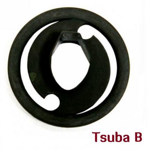 Bokken Tsuba B