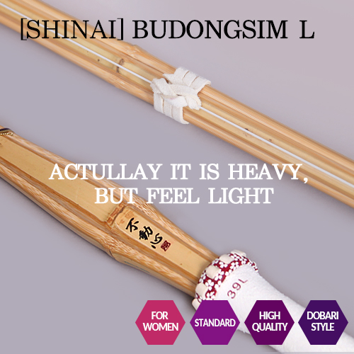 [SHINAI] BUDONGSIM L (for women)
