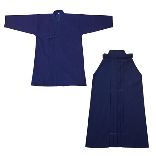 Kendo Uniform Set - Standard - Navy