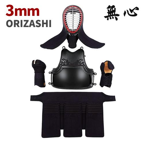 Musim Bougu Set - 3mm All Orizashi