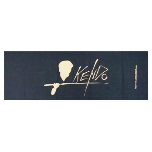 Tenugui - Kendo Logo Design