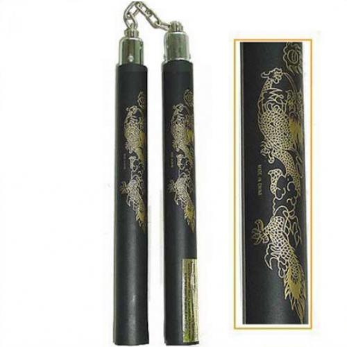 Nunchaku-Golden Dragon