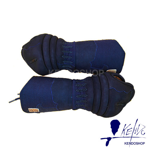Chung Un Kote - 2.5mm Indigo Dyed Cow Leather