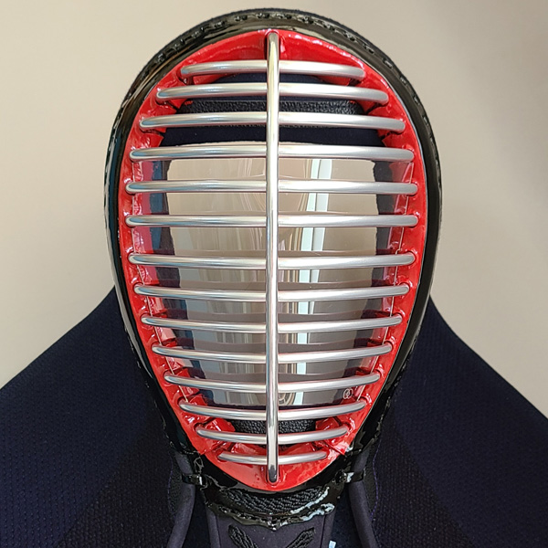 Protector - Kendo Face Guard <br>(transparent cover of eyes, nose and mouth)